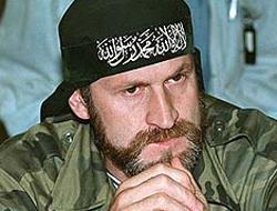 Ахмед Закаев во время чеченской войны