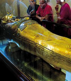 Египет возращает свое культурное наследие