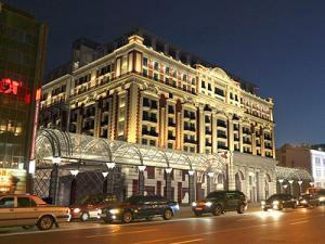 Отель Ritz Carlton в Москве