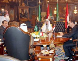Участники мини-саммита в Эр-Рияде обсуждали новую стратегию