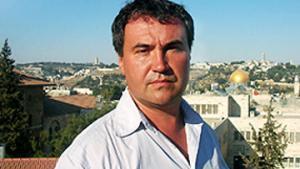 Корреспондент НТВ пострадал в колонне ультраправых израильтян