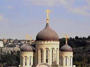 Горницкий монастырь в Иерусалиме. Фото с сайта nelar.h18.ru