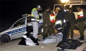 На Западном берегу убиты израильские полицейские