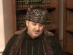 Глава Духовного управления мусульман Ингушетии Иса Хамхоев