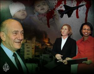 Иран обратился в Интерпол с запросом на арест Ольмерта, Ливни и Барака