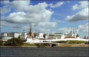 Казань становится исламским центром России