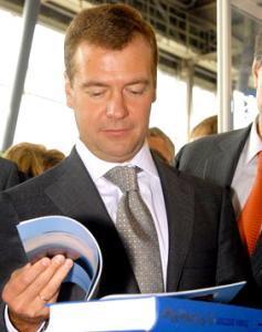 Дмитрий Медведев разместит декларацию о своих доходах в интернете