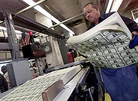 США печатают деньги, чтобы повысить инфляцию – глава ФРС