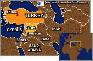 Турция и Сирия укрепляют отношения в военной сфере
