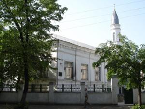 Соборная мечеть Ярославля