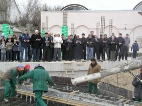 Фото Духовного управления мусульман Украины