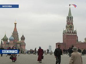Москву ждут ночные заморозки