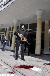Азербайджанская нефтяная академия в Баку
