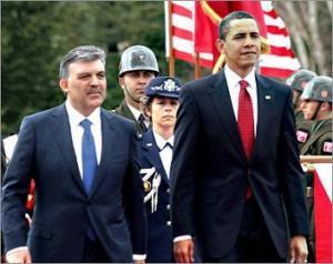 Обама — Гюлю: Когда мы вместе — мы сильнее