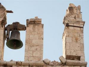 Землетрясение в Италии не пожалело ни дома, ни старинные церкви