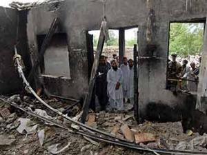 Американский беспилотник нанес очередной ракетный удар по Пакистану