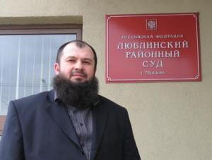 Асламбек Эжаев