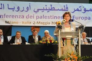 Палестинцы Европы хотят вернуться на Родину