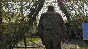 Российские военные приступают к охране абхазских границ