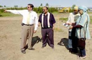 Городские власти надеются, что появление мечети будет способствовать экономическому процветанию Принс-Джорджа