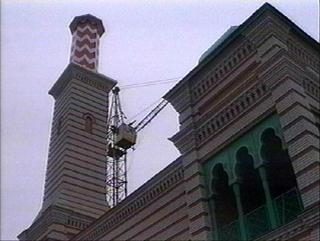 Мечеть в селе Мансурово