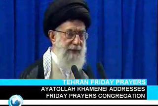 Аятолла Хаменеи Только враги сомневаются в результатах наших выборов