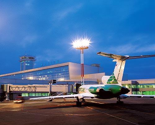 """Аэропорт """"Домодедово"""". Фото: s4.ru"""