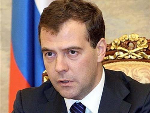 Дмитрий Медведев. Фото: arhivgazet.ru