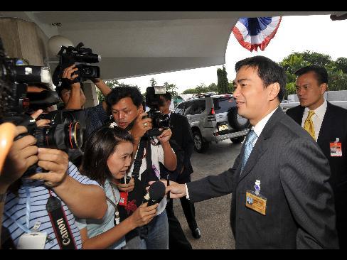 Премьер-министр Таиланда Абхисит Веджджаджива