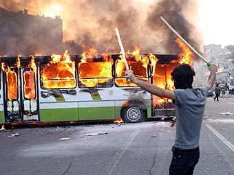Полиция Ирана: В Тегеране обнаружена штаб-квартира, где планировались беспорядки