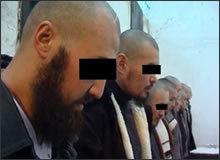 Арестованным мусульманам грозит лишение свободы сроком до 12 лет