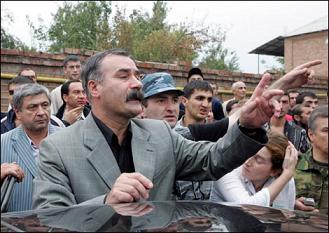 Ингуши ждут возвращения Руслана Аушева