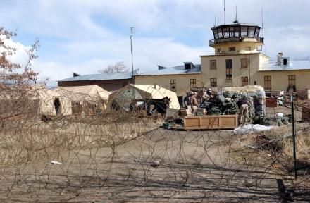 Заключенные на американской базе в Баграме не могут обратиться к адвокатам и оспорить свое задержание