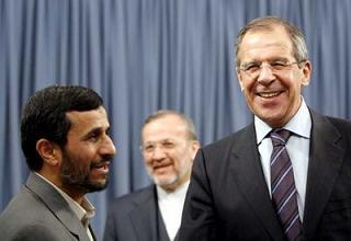 Россия поддержала действия иранских властей
