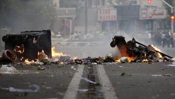 Иран  обвиняет Великобританию в инициировании беспорядков и вмешательстве во внутренние дела страны после президентских выборов