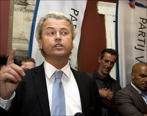 Исламофобия проникает в европейский парламент