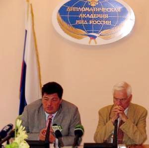 Михаил Маргелов (слева) Фото: IslamNews