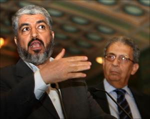 Х. Машааль в Каире подтвердил готовность сотрудничать с новой американской администрацией