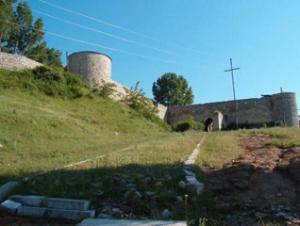 Крепость Шуша - один из центров сопротивления царской политике переселения армян