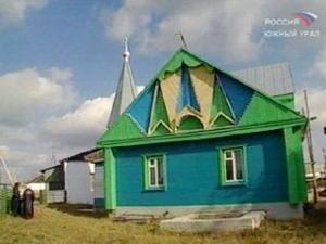 Мечеть в Межозерном