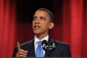 Барак Обама в Каирском университете