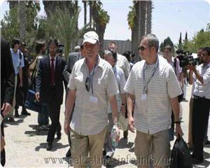 Делегация парламентариев ЕС прибыла в Газу