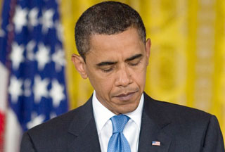 Барак Обама готовится к трудным дням