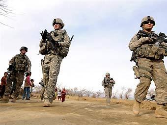 """""""Удар меча"""" - первая столь масштабная операция, проводимая с момента отправки в Афганистан дополнительного американского контингента"""