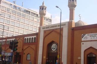 Одна из лондонских мечетей