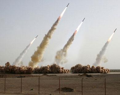 Иран успешно запускал ракеты среднего и дальнего радиуса действия