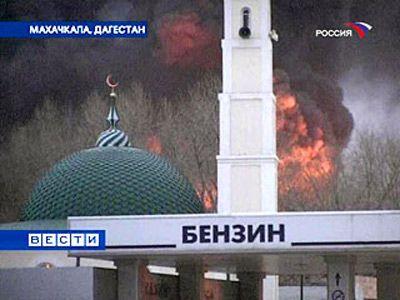 В республике Дагестан  95 % жителей – мусульмане