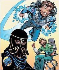 """Появление героев """"Команды 99"""", известных в мусульманских странах, рядом с американскими персонажами было невероятным в эпоху Буша"""