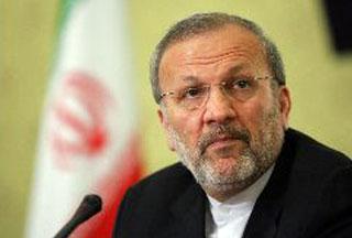 Министр иностранных дел Ирана Манучехр Моттаки