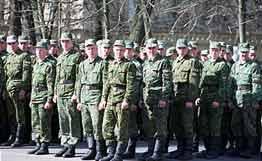 Несколько солдат - как дагестанцы, так и русские - оказались в военном госпитале.